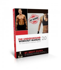 Underground Workout Manual